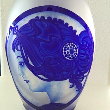 Art Deco Vase  - Art Deco