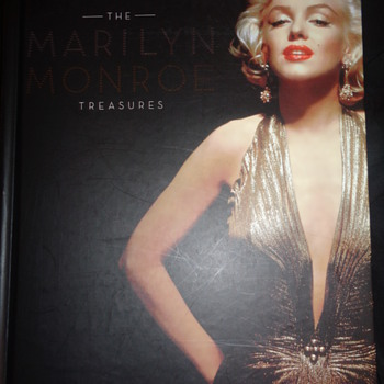 The Marilyn Monroe Treasures by Jenna Glatzer