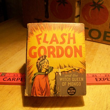Flash Gordon comic book - Books
