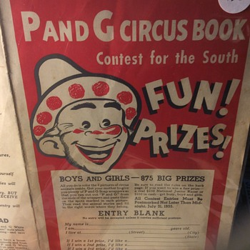 Send in the Clown ,we're ready for the Clown  - Advertising