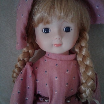 Old doll Sophia - Dolls