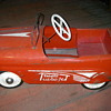 Thistle Turbo Jet original working pedal car