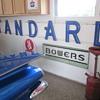 STANDARD porcelain letters sign