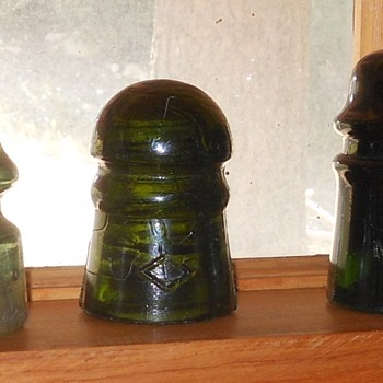 Diamond Glass Insulator CD 102