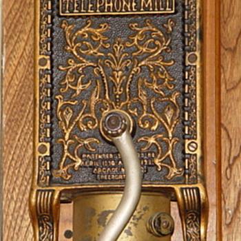 Telephone Coffee Grinder - Telephones