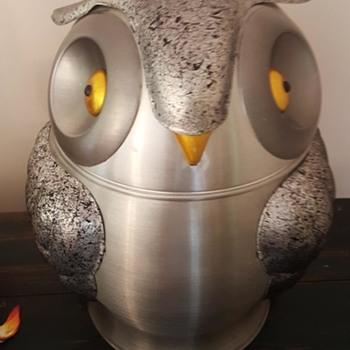 OWL Ice Bucket - Seymour Mann ITALY - Animals