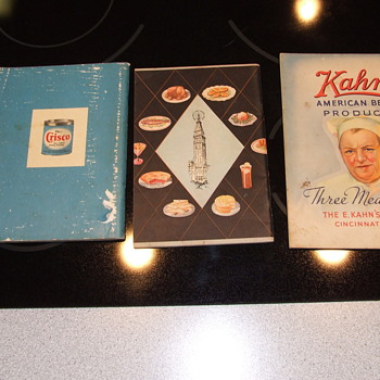 Promotional Cookbooks - Books