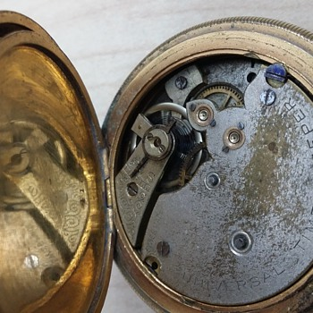 Pocket watch - Swiss Made (Universal Time Keeper) 41672??