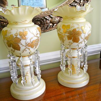 Buffet decoration - Art Glass