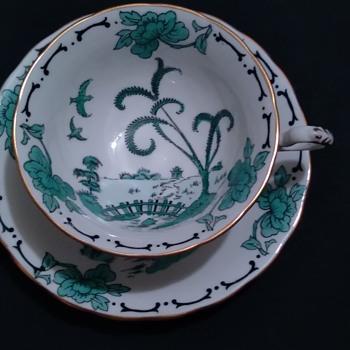 Chinese English Porcelain - China and Dinnerware