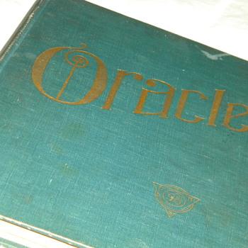 1898 Lansing High School Yearbook; Lansing, MI - Books