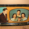 lawrence welk serving tray