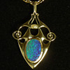 Archibald Knox stunner with boulder opal
