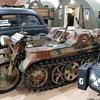 World War II German Vehicles 1:1 Scale Palm Springs Air Museum