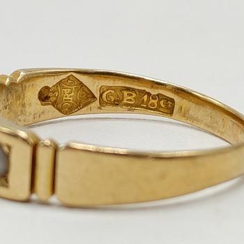 Unknown ring hallmark? - Fine Jewelry
