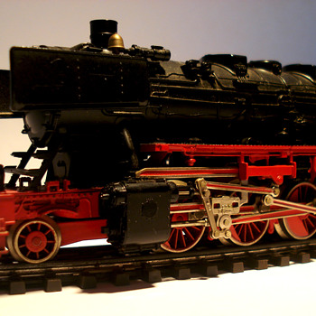 Fleischmann vintage train models HO scale (Germany) - Model Trains