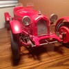 Alfa Romeo 1931 8C 2300 Monza Pocher assembled Model