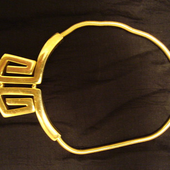 Two Trifari Necklaces