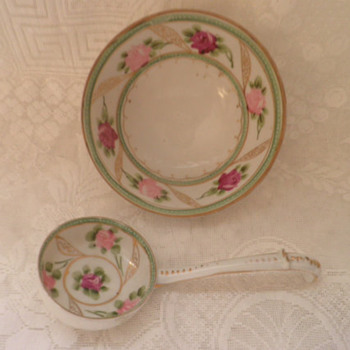 Antique Nippon Dishes - China and Dinnerware