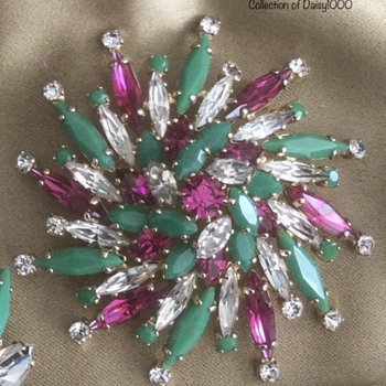 Sherman Jewelry  — Some Opagues - Costume Jewelry