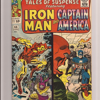Marvel tagteam title - Comic Books