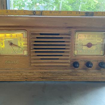 Clock/Police Broadcastor - Clocks