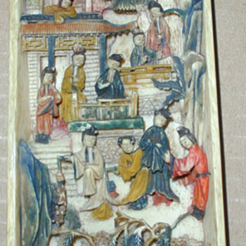 ??? Chinese Ivory Carvings ??? - Asian