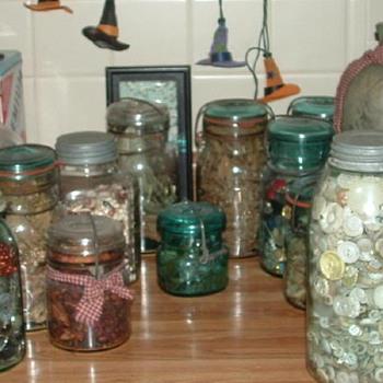 Canning Jars - Bottles