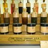 Vintage Texaco Product display