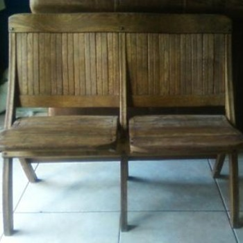 Church Pew - Furniture