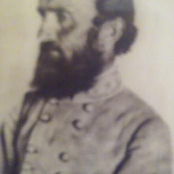 General Thomas Jonathan Stonewall Jackson