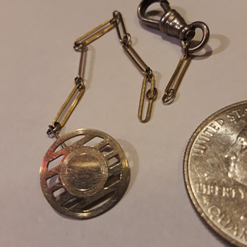 tiny little watch chain? - Pocket Watches