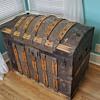 My first steamer trunk