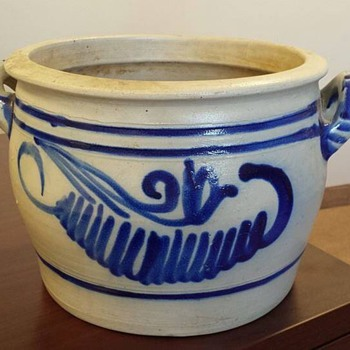 Westerwald, German? - Pottery