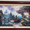 Disney painting