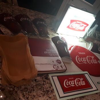 1960's Coca cola  collection!! - Coca-Cola