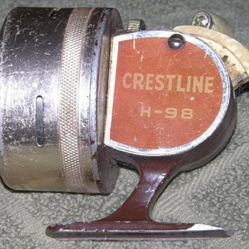 Old Spinning Reel
