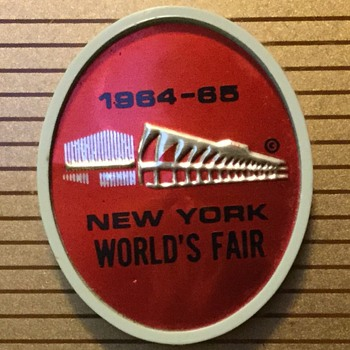 """New York World's Fair 1964-1965"" Singer 603E - Advertising"