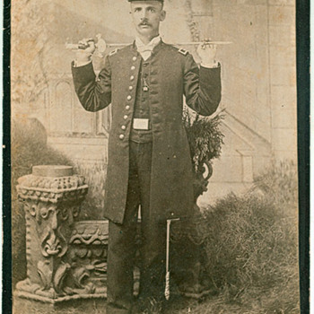 Civil War or Spanish American War Era Photo ID Help - Photographs