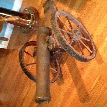 Maritime signal cannon - Military and Wartime