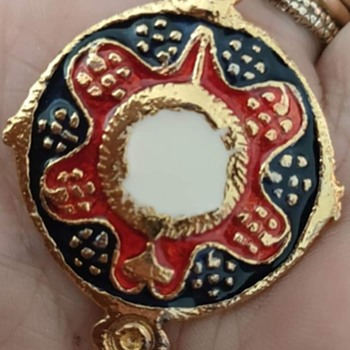 Can anyone help me to identify this... - Costume Jewelry