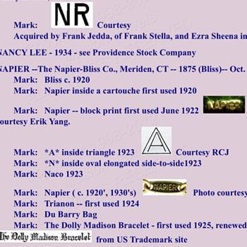 Napier Necklace???