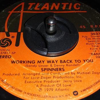45 RPM SINGLE....#218 - Records