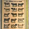 Les Animaux De La Ferme poster
