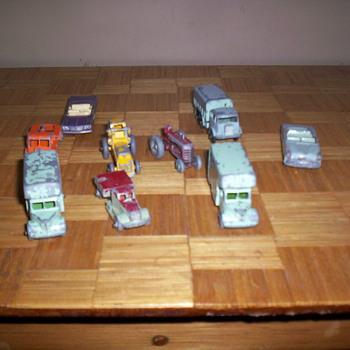 Match Box Toys