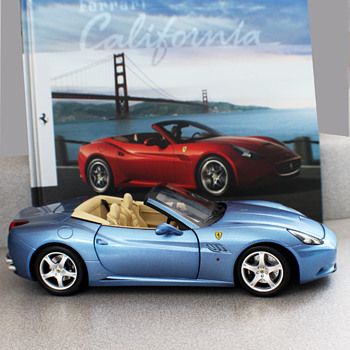California Dream'n - Something a little different  -pt. 1 - Model Cars