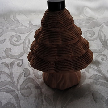 CLAY XMAS TREE DECANTER - Bottles