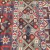 Handcraftet wallhanging/rug from Sweden