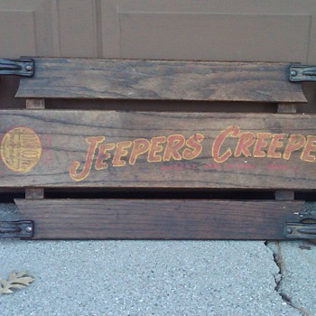 """Jeepers Creeper"" mechanics creeper - Tools and Hardware"
