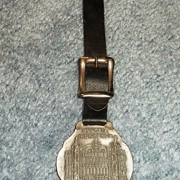ADVERTISING WATCH FOB - Advertising
